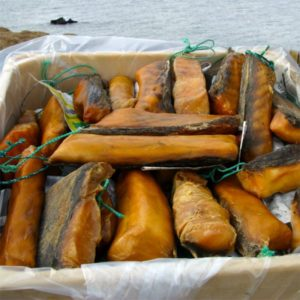 Hakarl Shark Meat